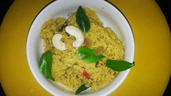 broken-wheat-chicken-upma