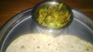 Pepper onion fry