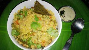 mixed-veg-corn-upma