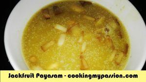 Jackfruit-Payasam