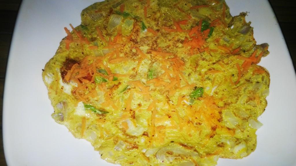 Egg-omelete