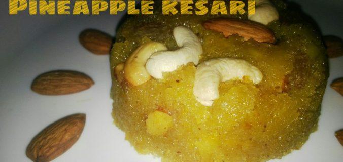 Pineapple-kesari