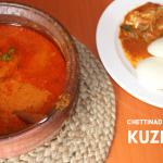 Chettinad style karapodi meen kuzhambu