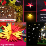 Christmas celebration decors cake 2020