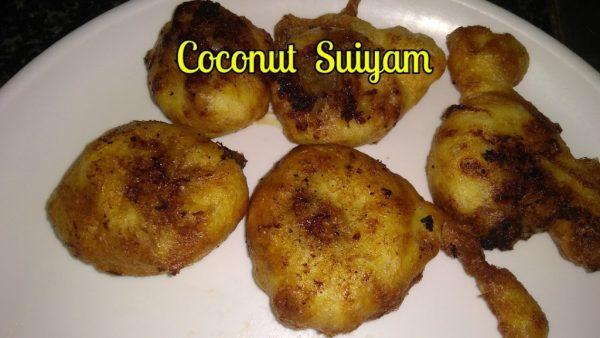 Coconut suiyam