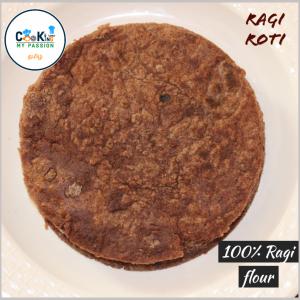 Ragi chapathi