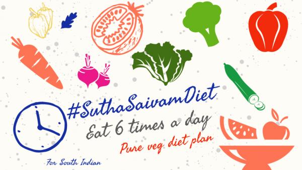 SuthaSaivamDiet plan weight loss