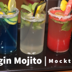 Virgin Mojito summer trending recipes