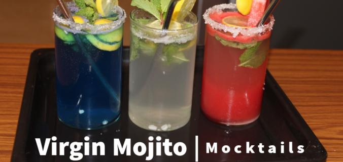 Virgin Mojito summer trending recipes
