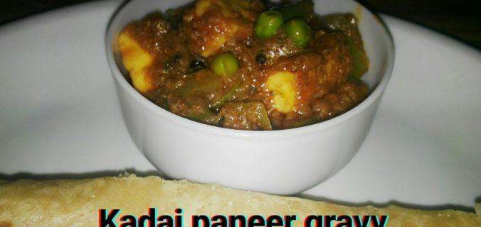 kadai-paneer-gravy-with-peas-capsicum