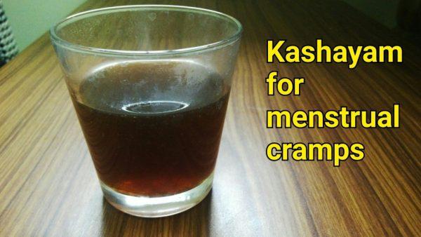 kashayam-menstrual-cramps