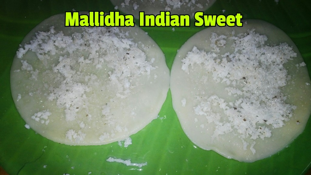 mallidha-Indian-sweet